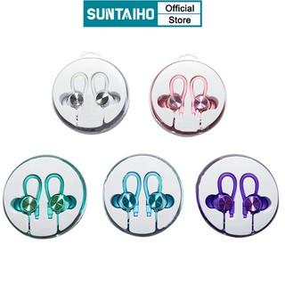 Tai nghe Suntaiho thể thao tích hợp micro và điều khiển âm lượng cổng 3.5mm