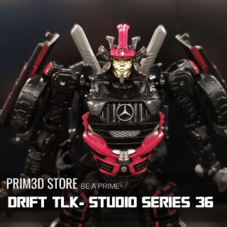 Mô hình Autobot Drift TLK Studio Series 36 (No box)