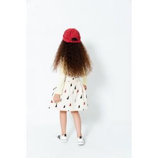 Jookyli Yếm Họa Tiết cho bé gái kiểu dáng điệu đà MS18G0442