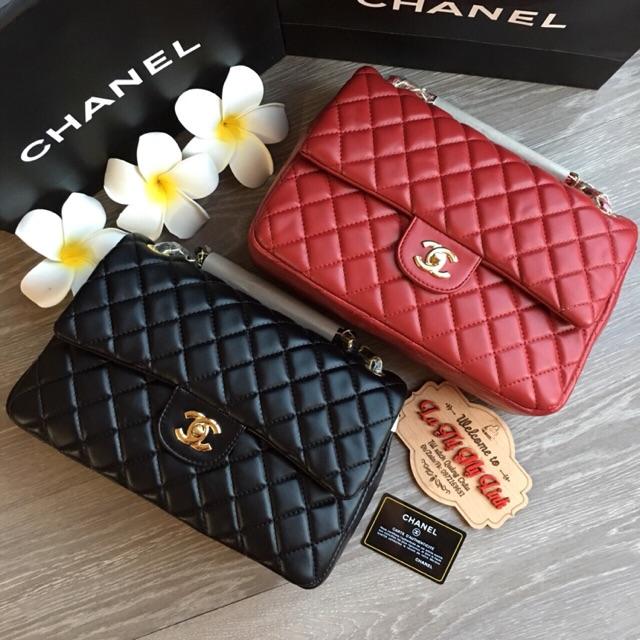 Túi Chanel Classic size 30 - 10065894 , 1274889901 , 322_1274889901 , 560000 , Tui-Chanel-Classic-size-30-322_1274889901 , shopee.vn , Túi Chanel Classic size 30
