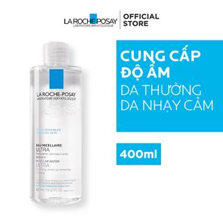 """Nước làm sạch sâu và tẩy trang cho da nhạy cảm Micellar Water Ultra Sensitive Skin La Roche-Posay 400ml giá chỉ còn <strong class=""""price"""">35.900.000.000đ</strong>"""