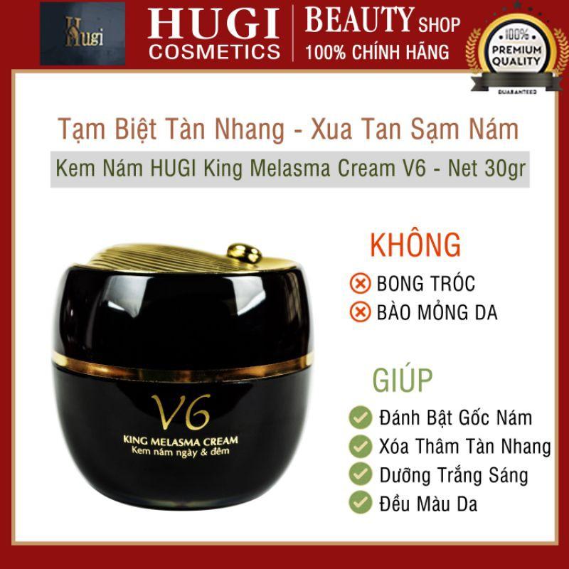 Kem Nám Tàn Nhang HuGi 30gr - King Melasma Cream