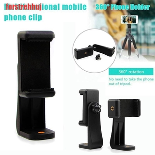 (FRJ-COD)Tripod Adapter Cell-Phone Holder Mount Adapter Universal Smartphone Mobile Phone