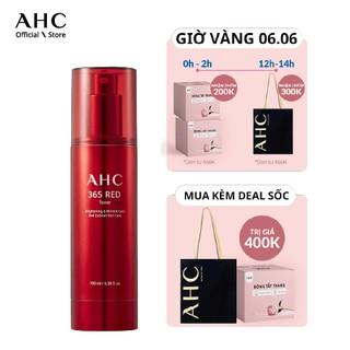 Nước Cân Bằng Chống Lão Hóa AHC 365 Red Toner 100ml thumbnail