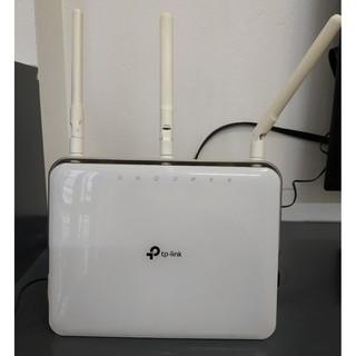 Bộ phát wifi router wifi gigabit băng tần kép AC1900 Tp-link Archer C9