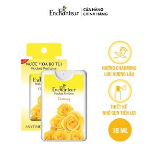 Nước hoa bỏ túi Enchanteur Charming Delightful Romantic 18ml thumbnail