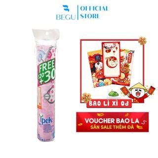 Bông Tẩy Trang Ipek 150 Miếng Cotton Pads (120 + Free 30 Miếng) thumbnail