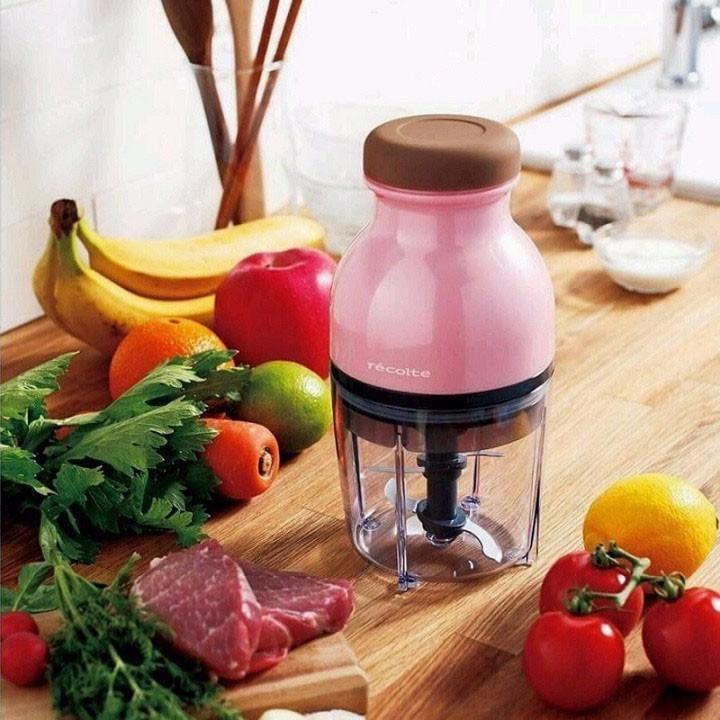 Máy xay sinh tố, hoa quả, thịt, xay đá 2 lưỡi OSAKA
