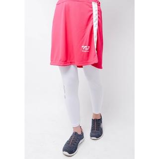 Chân váy thể thao Td Active LB065 màu trắng hồng cho nữ