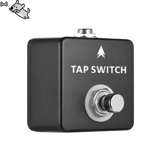 MOSKY TAP SWITCH Tap Tempo Switch Pedal Full Metal Shell Guitar Parts & Accessories