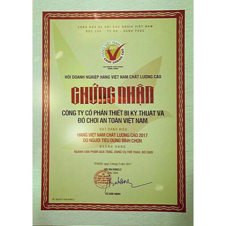 [Nhập mã VUADTOY15 giảm 15K] Bộ Đồ Chơi Xếp Hình Tuổi Thơ 110 Chi Tiết Hàng Việt Nam