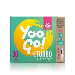 Trà thảo mộc giảm mỡ YOO GO Turbo tea