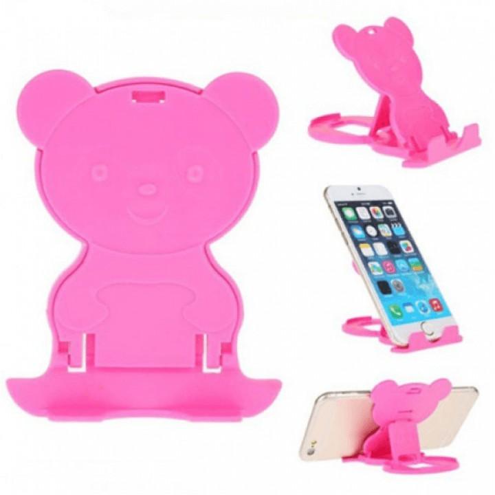 Giá đỡ điện thoại hình gấu