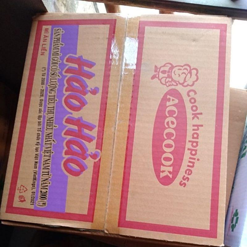 Mì tôm Hảo Hảo Acecook
