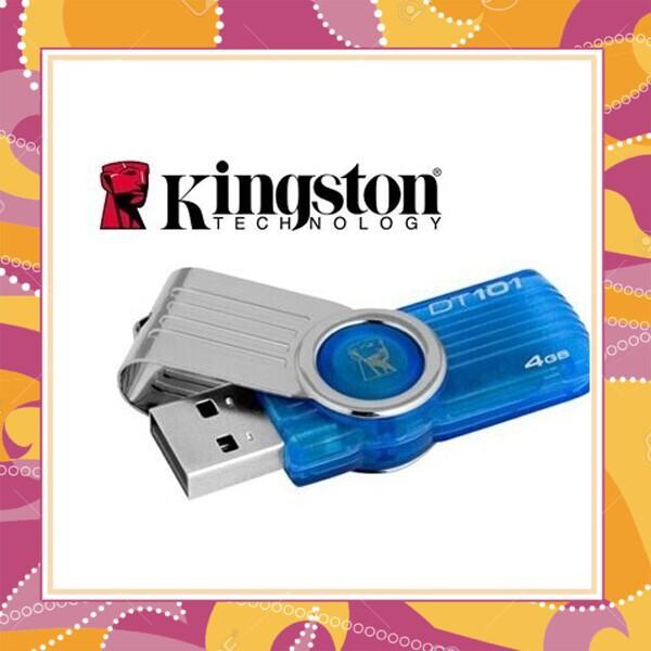 [Cực Rẻ] SẢN PHẨM USB KINGSTON 4G CHÍNH HÃNG VSP Giá chỉ 90.000₫