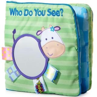 Sách vải who do you see