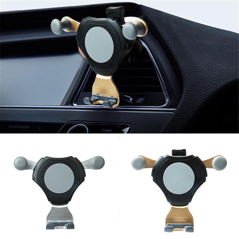 Car bracket air outlet universal telephone navigation mobile phone holder new