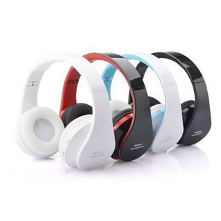 Headphone buetooth chụp tai NX- 8252 - headphone buetooth cao cấp có mic thoại ( giao ngẫu nhiên)