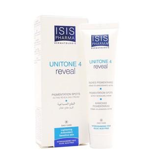 Kem UNITONE 4 REVEAL ISIS giúp giảm nám, vết thâm mụn trứng cá sau viêm