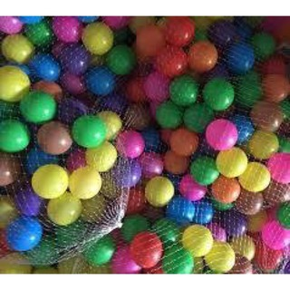 Combo 100 quả bóng nhựa cho bé [tongkhosyHN]