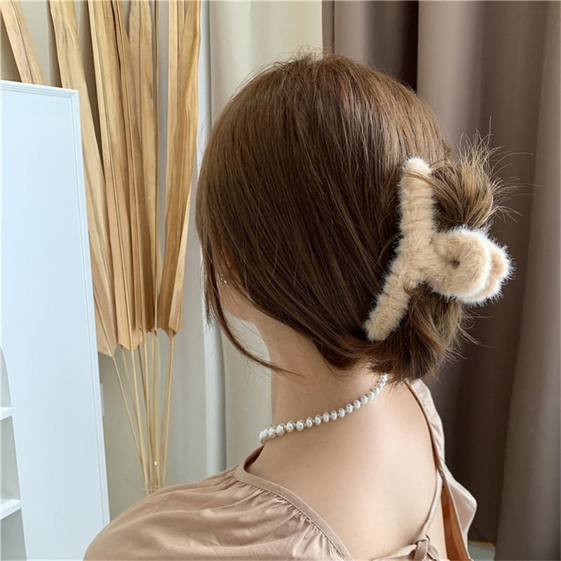 9 màu Kẹp Tóc Xinh Xắn Dành Cho Nữ Clip bắt sang trọng Phụ kiện tóc