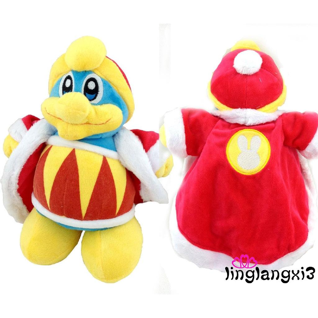 LNG-Kirby Adventure Series All Star Collection 10 Inch King Dedede Plush Animal