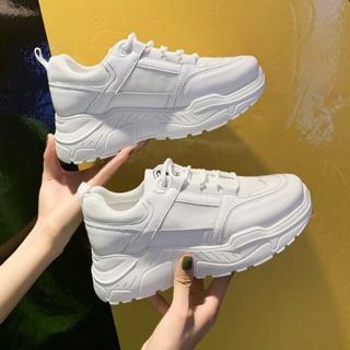 giày nữ độn đế ☑FREESHIP☑ Giày Nữ Đẹp Thời Trang Hàn Quốc kiểu dáng thể thao