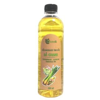 Dầu Massage Body Toàn Thân Tinh dầu Sả Chanh ACENA 500ml