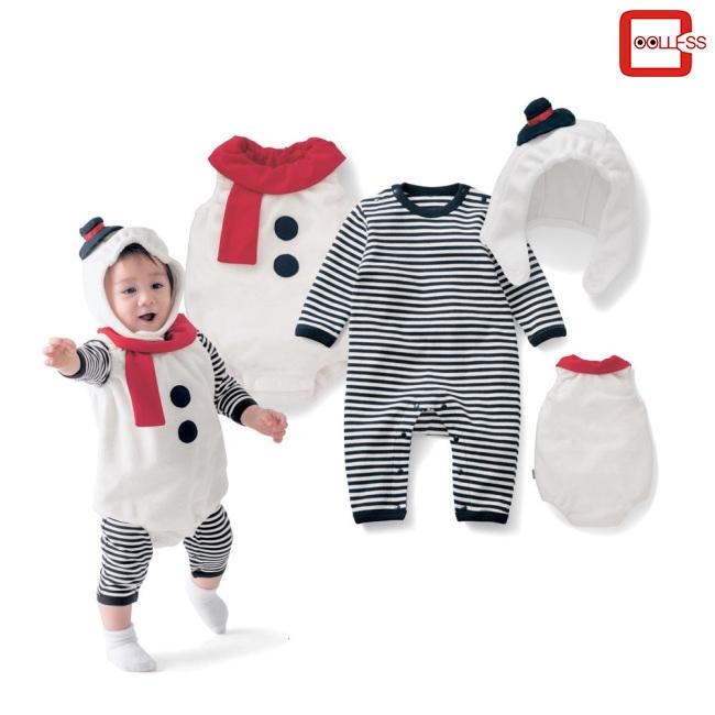 Set đồ ngủ áo liền quần & băng đô quấn đầu & người tuyết cho bé - 22859240 , 3115159175 , 322_3115159175 , 391000 , Set-do-ngu-ao-lien-quan-bang-do-quan-dau-nguoi-tuyet-cho-be-322_3115159175 , shopee.vn , Set đồ ngủ áo liền quần & băng đô quấn đầu & người tuyết cho bé