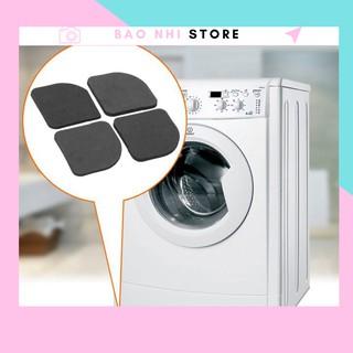 SET 4 miếng đệm xốp kê chân máy giặt chống rung tiện ích 88221 shop bảo nhi thumbnail
