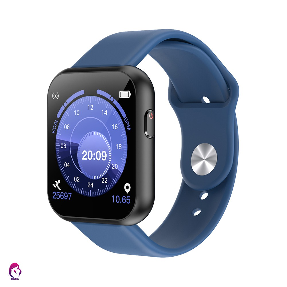 Đồng Hồ Thông Minh Màn Hình Cảm Ứng Có Camera Kết Nối Bluetooth