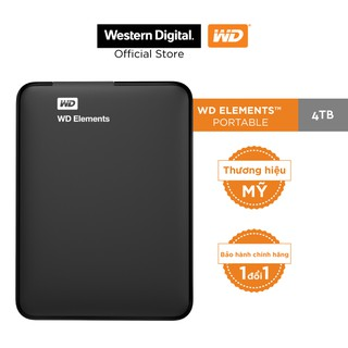 Ổ cứng WD Elements 4TB-2.5 INCH.