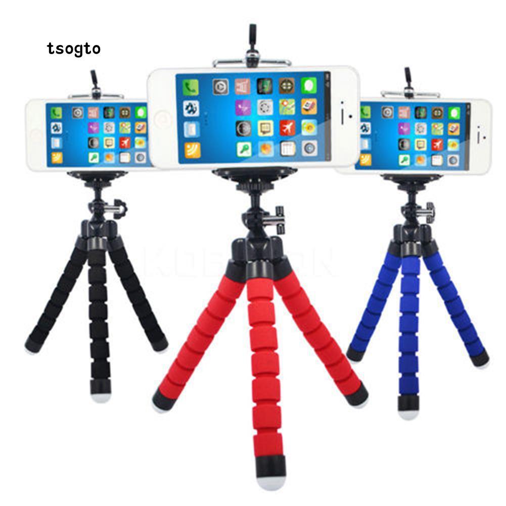 Ready Stock Chân máy ảnh bạch tuộc cao cấp cho điện thoại thông minh