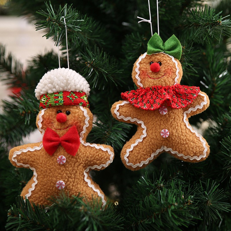 Christmas Tree Hanging Ornaments Festival Pendant Home Decor