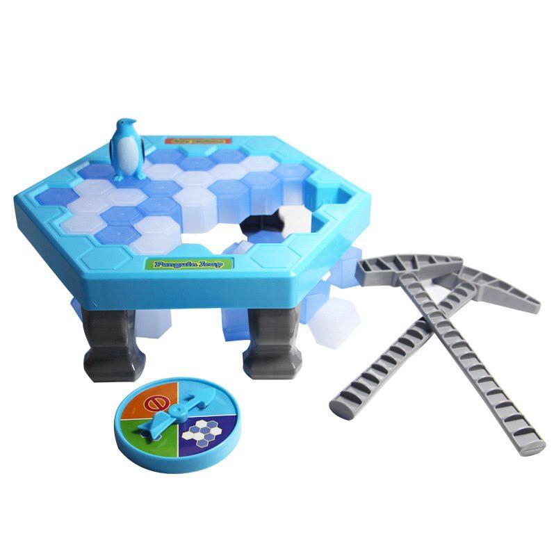 Đồ Chơi Đập Băng Chim Cánh Cụt Cho Bé – Trò Chơi Nhóm Vui Nhộn Dream Toy