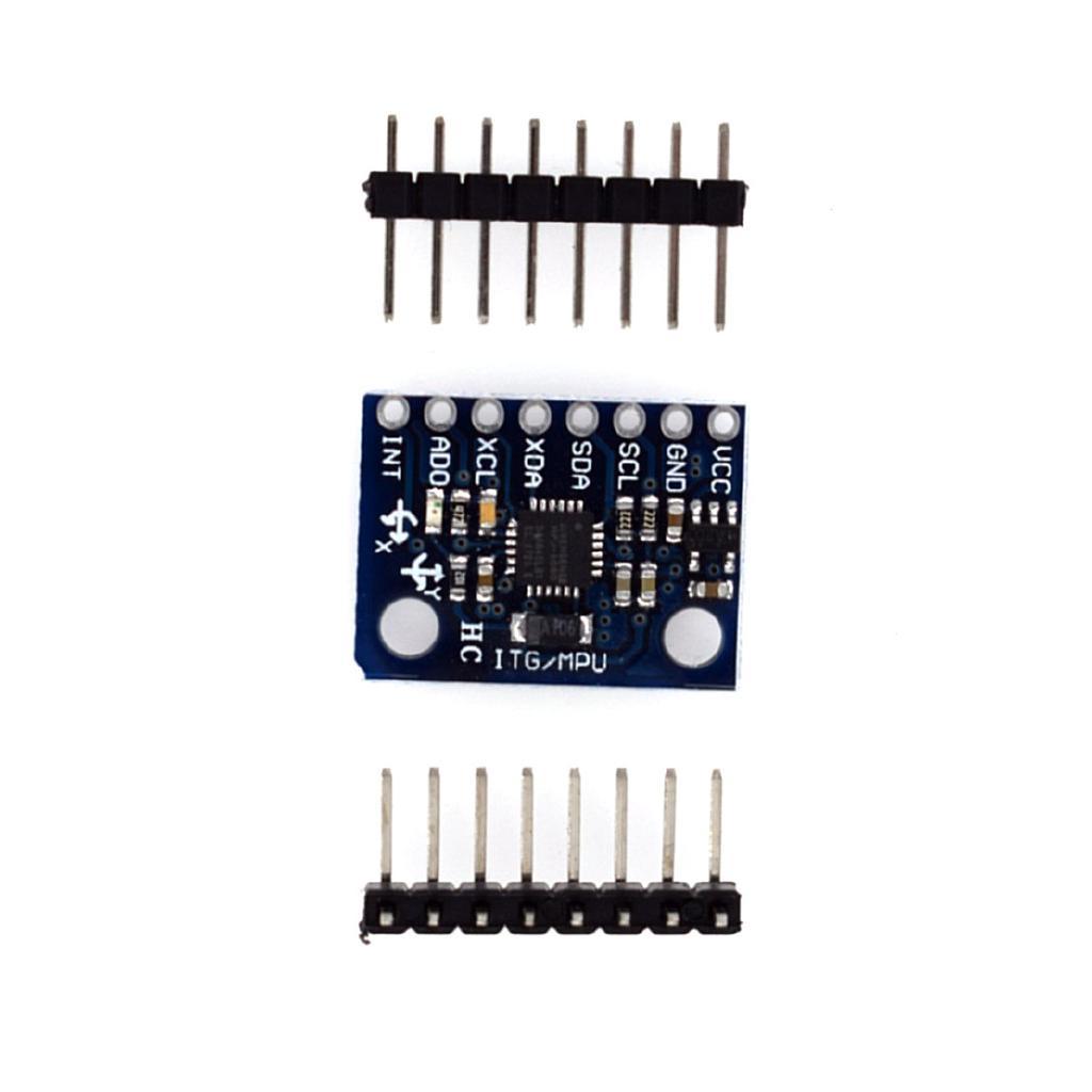 HW-123 MPU-6050 Module 3 Axis Analoge Gyro Sensoren + Accelerometer Module