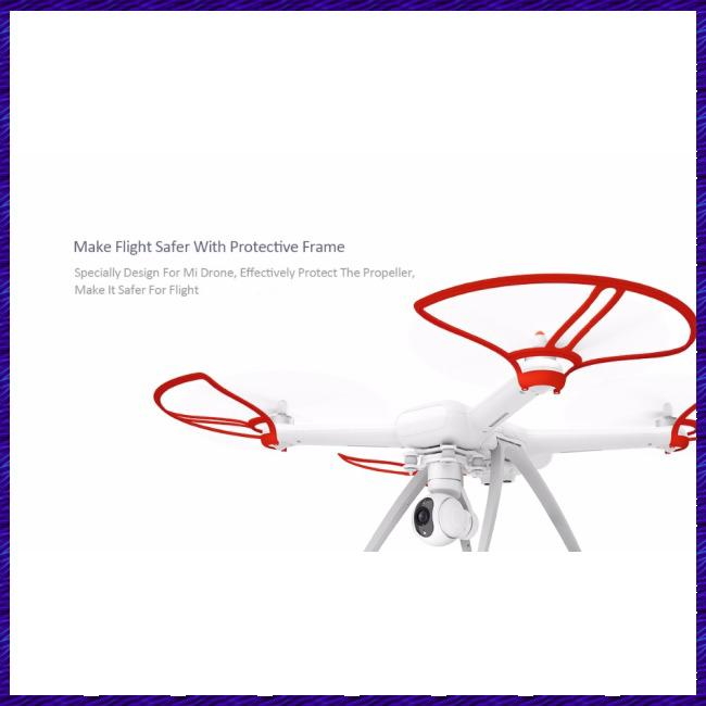 Drone Propeller Protective Frame Propeller Protection Cover for Mi 4K/1080P Drone Original Spare Par