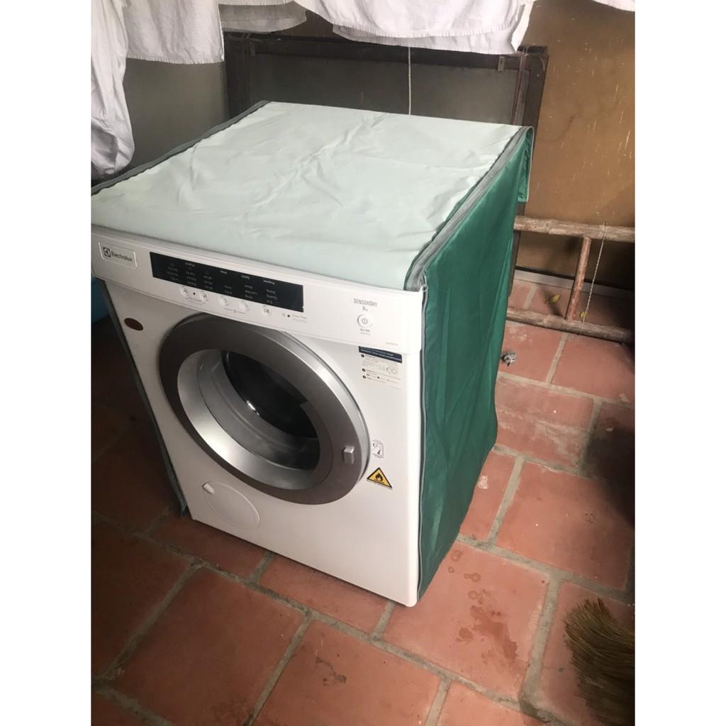 Vải dù xịn không nổ vỏ] Áo Trùm Máy Giặt Cửa Trước Cửa Ngang Samsung, LG  ...