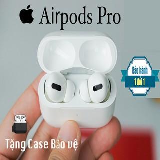 Tai Nghe Không Dây Airpods Pro Nguyên Seal 100% Check setting, Xuyên Âm, chống ồn, đổi tên, định vị, bảo hành 1 đổi 1