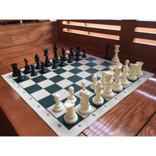 Bộ cờ vua thi đấu tiêu chuẩn Có thêm 2 quân hậu bền đẹp