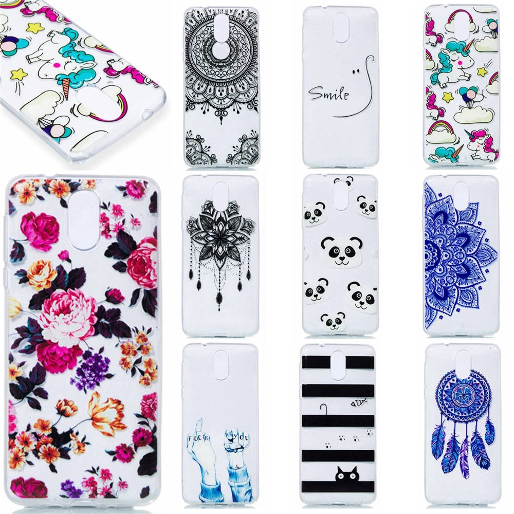 Cartoon Phone Cases Nokia 3.1 Dual SIM 2018 2GB 16GB 3GB 32GB Covers Protector - 14830196 , 2473269087 , 322_2473269087 , 90000 , Cartoon-Phone-Cases-Nokia-3.1-Dual-SIM-2018-2GB-16GB-3GB-32GB-Covers-Protector-322_2473269087 , shopee.vn , Cartoon Phone Cases Nokia 3.1 Dual SIM 2018 2GB 16GB 3GB 32GB Covers Protector