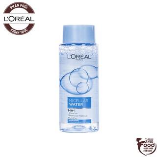 [Mini 30ml] Nước Tẩy Trang Làm Sạch Tươi Mát 3 In 1 Cho Da Dầu L oreal Micellar Water Refreshing thumbnail