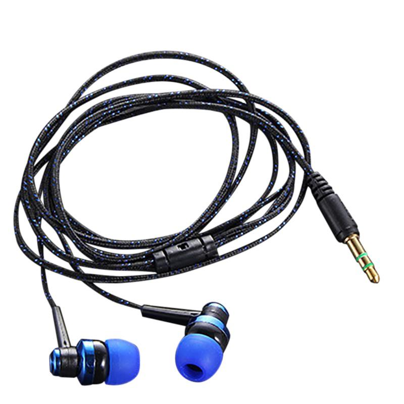 Tai nghe nhét tai giắc cắm 3.5mm dùng cho máy nghe nhạc mp3