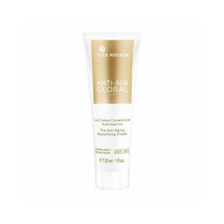 Dưỡng Da Ban Ngày Chống Lão Hóa Cho Mọi Loại Da Yves Rocher The Anti-Aging Beautyfying Cream All Skin Types - Day 30ml thumbnail