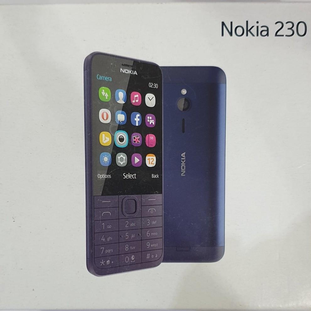 Điện Thoại Nokia 230 2 Sim - Hàng Chính Hãng