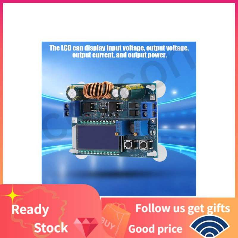 CONCON Quality HW-140 Step-up Step Down Module Board LCD Digital Display 0.5-30V Output