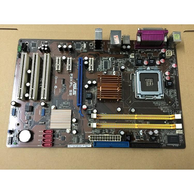 Mainboard G31 + cpu E5xxx + 2gb ram giá siêu nhỏ