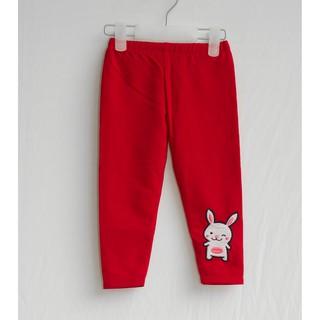 Quần legging thun dài đa dụng nhiều màu dễ phối đồ cho bé