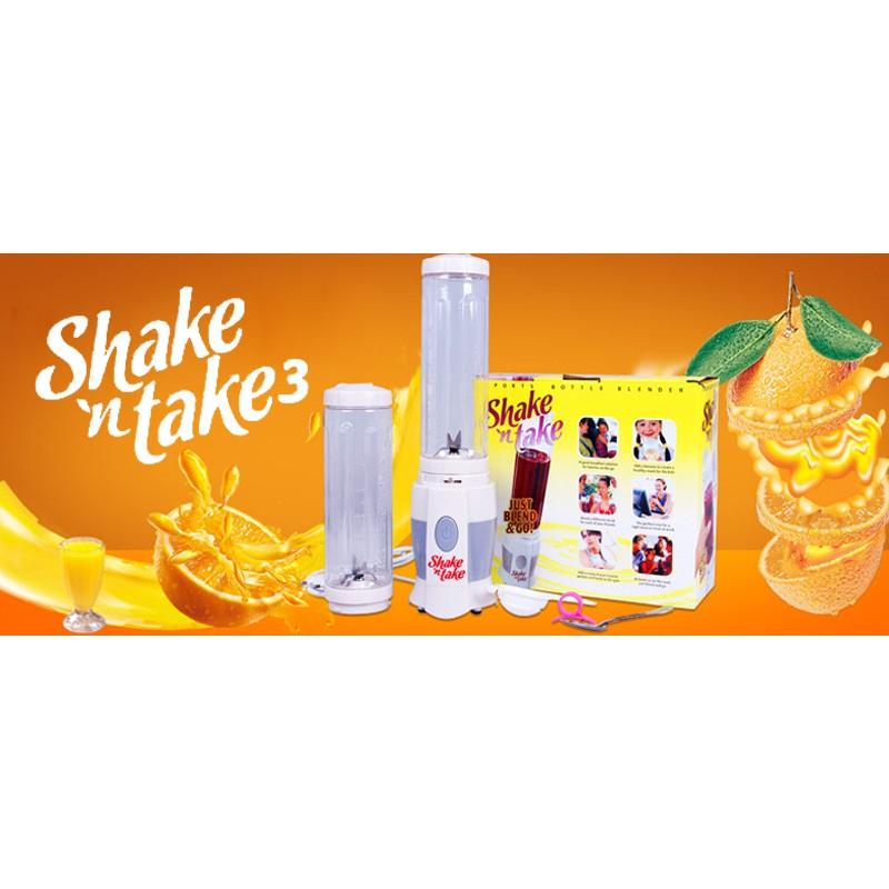 Máy xay sinh tố cầm tay 2 cốc Shake