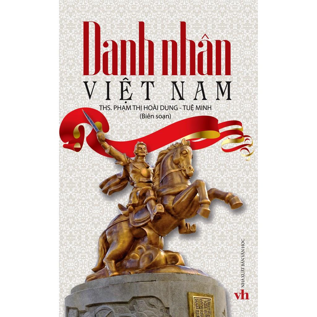 Sách - Danh Nhân Việt Nam